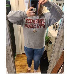 Texas State University sweater